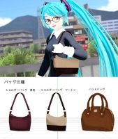 Bags 3 Designs by mmdcollection