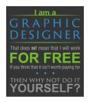 I am: a graphic designer by Seraphic-a