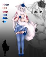 ADOPTABLE AUCTION - 6 - CLOSED by Anadia-Adopts