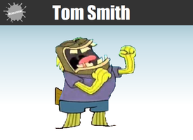 Fighter: Tom Smith by realshow