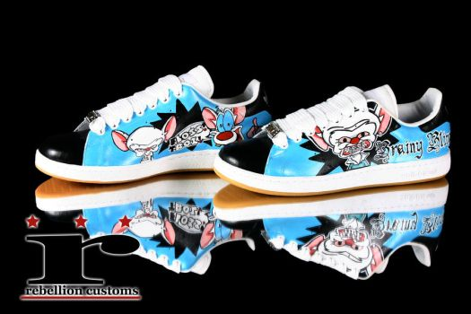 Customs Brainy Bling 2 by Barrongraphics