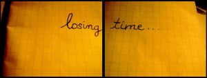 Losing time by oOo0oOh