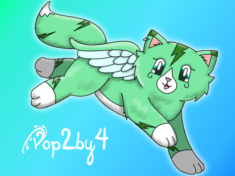 My Fursona :3 by pop2by4