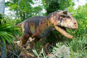 Carnotaurus another view. by ZigorC
