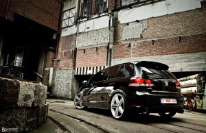 Golf VI GTI by bekwa