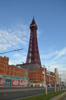 Blackpool Tower [3] by DingRawD
