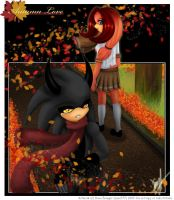::Autumn Love:: by luna777