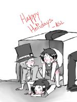 ASL Holidays by Sogequeen2550