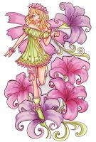 Spring Fairy Lily by Namtia