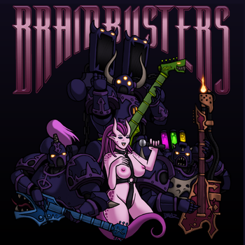 Netty and the Brainbusters by Blazbaros