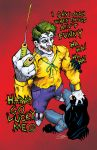 Joker vs. Batman by PaleHorseman12