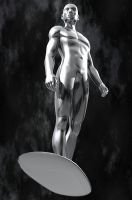 Silver Surfer by newhere