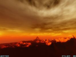 Mount Doom by archangel72367