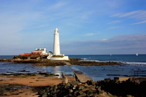 St Marys Lighthouse by printsILike