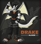 [Gift] Drake Oliver by McTaylis