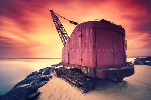 Decaying Dredge by CainPascoe