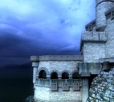 medieval castle 2 by indigodeep