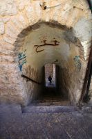 In the Streets of Bethlehem by JennyLynnPhotography