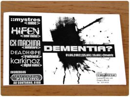 dementia flyer by thedsw