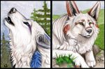 ACEO trades2 by NatsumeWolf