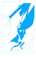 Action Comics '2011' 'WIP' by Karbacca