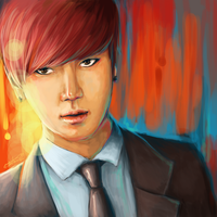 :Yesung: by SnaiI