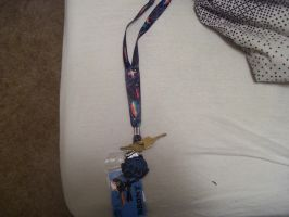 New Lanyard by SonicAmp