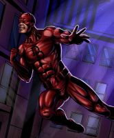 Daredevil by Salamandra88