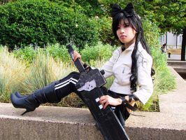 Blake Belladonna - Once part of the White Fang by CrystalMoonlight1