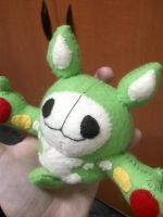 Reuniclus Plush by Vulpes-Canis