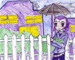 Rainy Day by IncrediVi