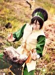 Power - Toph Bei Fong, Avatar by TophWei