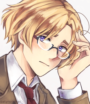 I have no more titles to APH Canada by Patynotchan