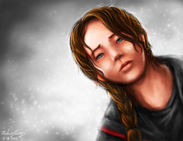 Katniss by cold-nostalgia