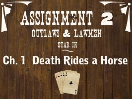 LAWMEN Assignment 2 by WesternSpice