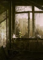 Pripyat - New life part 1 by etwoo