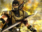 Scorpion by AlBoGaNgStA