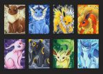 Eevee - Cards RELOADED by Merinid-DE