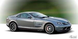 Mercedes-Benz SLR 722 Edition by CRWPitman