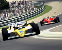 A small piece of F1 History3 by Dorfmeist3r