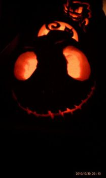 Jack the pumpkin king by Oxis