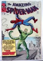 Selling The Amazing Spider-Man #20 1965 by Pabloramosart