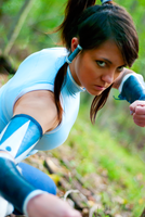 Legend of Korra Cosplay Photoshoot Midoricon by Swoz