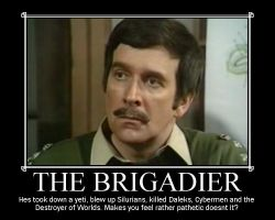 The Brigadier by WimblesTheCreator