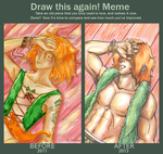 Before and After: 2011 vs 2013 by MaRun09