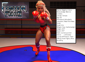 Hysginus Cestus  Underground Boxing Gear by deadpoolthesecond