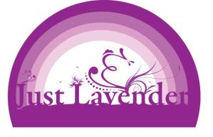 Just alvender Logo 1 by manteraku