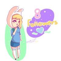 Fionna Says thankyou! by Endette