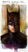 Bat man by Jubran