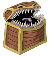 Mimic by ProdigyDuck